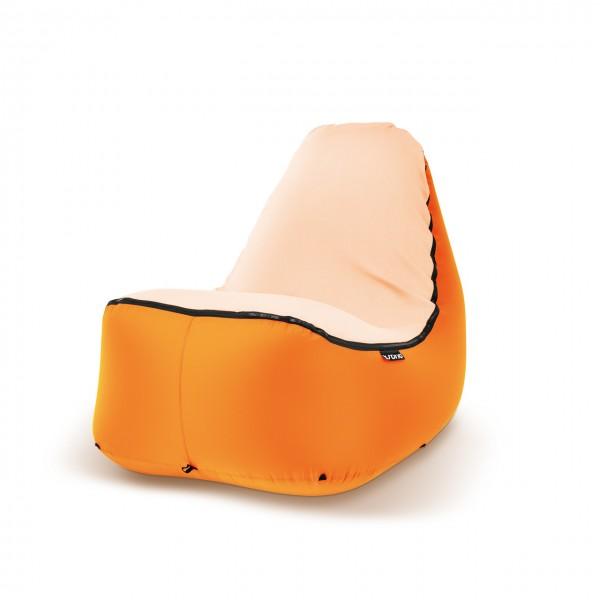 Sitzsack Outdoor orange hellorange